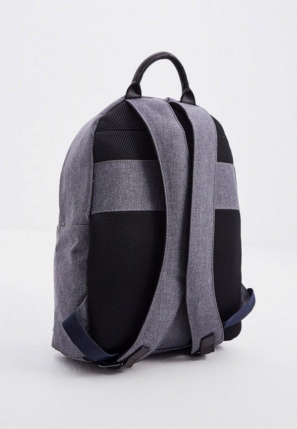 Ted Baker | Мужской серый рюкзак Ted Baker | Clouty