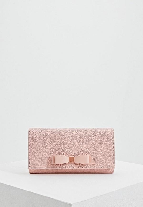 Ted Baker | розовый Женская розовая сумка Ted Baker | Clouty