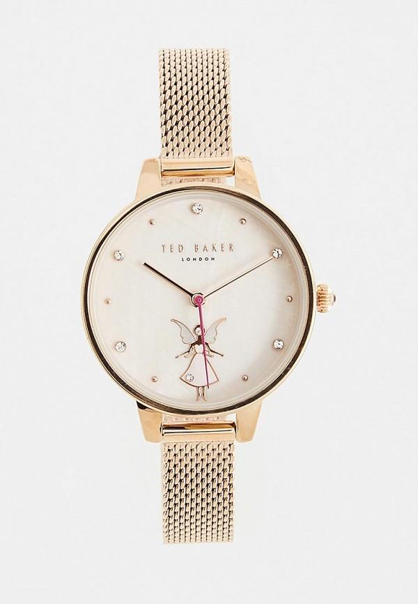 Ted Baker | золотой Женские золотые часы Ted Baker | Clouty