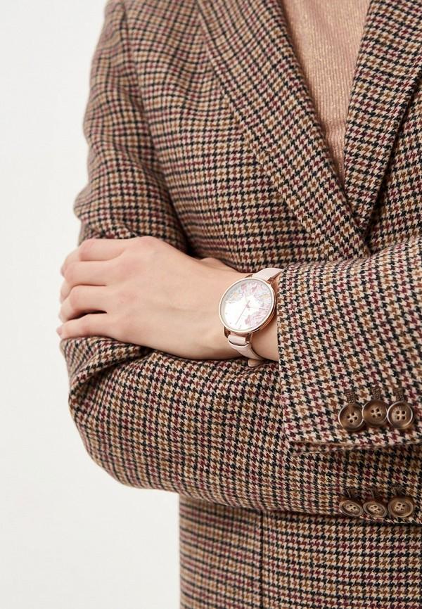 Ted Baker | бежевый Женские бежевые часы Ted Baker | Clouty