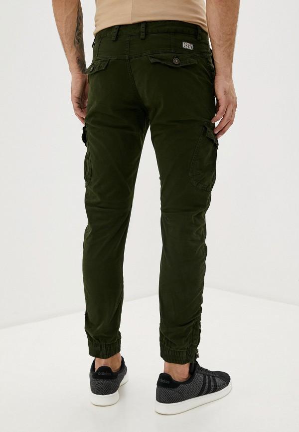 Terance Kole | хаки Мужские брюки Terance Kole | Clouty