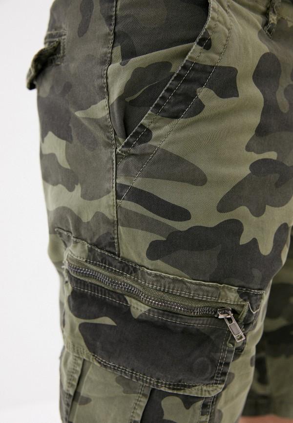 Terance Kole | хаки Мужские шорты Terance Kole | Clouty