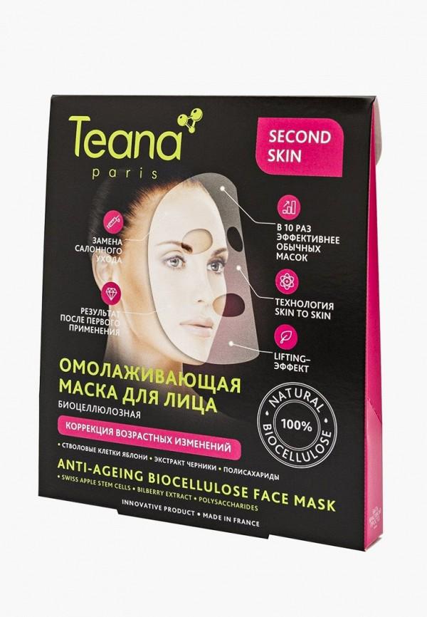 Teana | белый Белая маска для лица Teana | Clouty