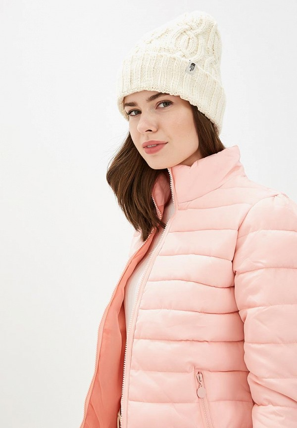 The North Face | белый Женская белая шапка The North Face | Clouty