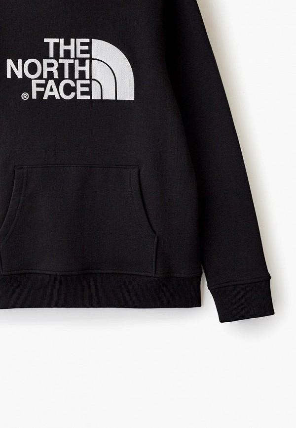 The North Face | черный Черные худи The North Face для младенцев | Clouty