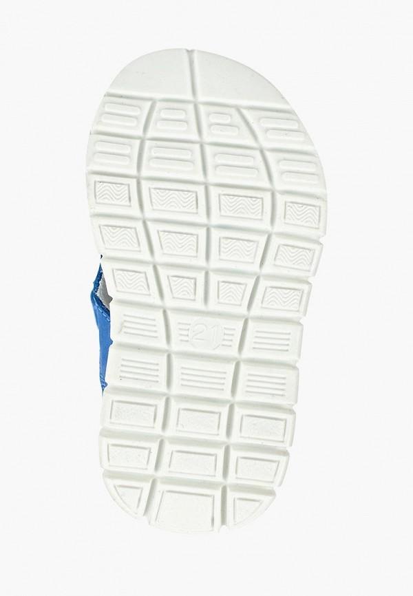 Tiflani | синий Летние синие сандалии Tiflani резина для мальчиков | Clouty