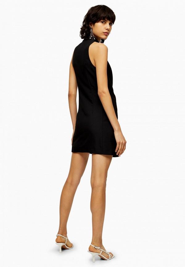 TOPSHOP | черный Черное платье TOPSHOP | Clouty