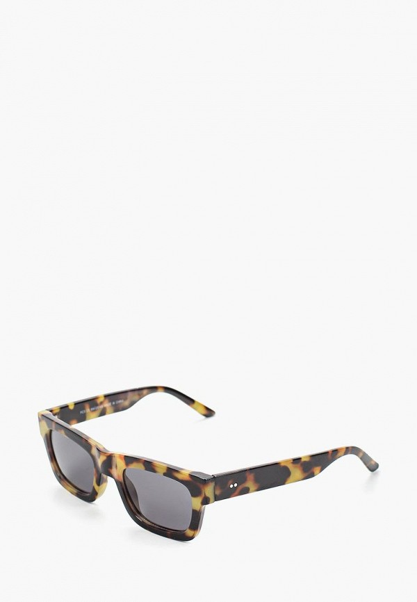 Topman | мультиколор Мужские летние солнцезащитные очки Topman | Clouty