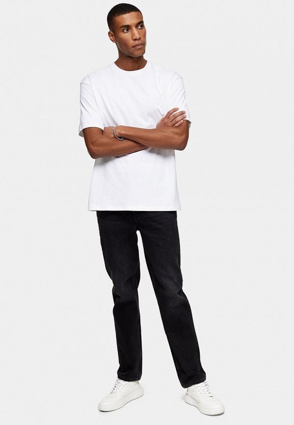 Topman   черный Мужские черные джинсы Topman   Clouty
