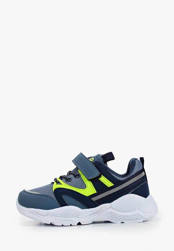 Tom-Miki | синий Синие кроссовки Tom-Miki термоэластопласт для мальчиков | Clouty