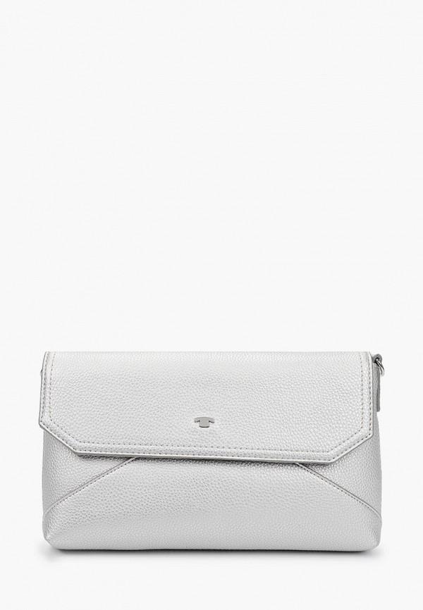 TOM TAILOR | серебряный Женская серебряная сумка TOM TAILOR | Clouty