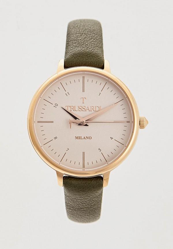 TRUSSARDI | зеленый Часы Trussardi | Clouty