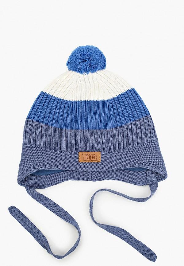 TuTu   синий Синяя шапка TuTu для мальчиков   Clouty