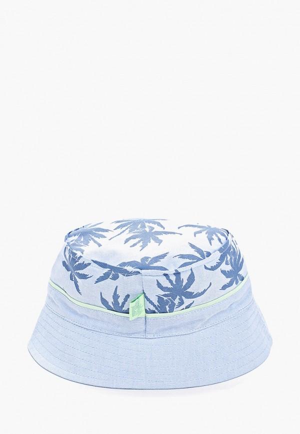 TuTu   голубой Летняя голубая панама TuTu для мальчиков   Clouty