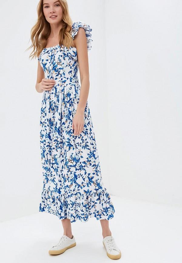 Tutto Bene | белый Женское летнее белое платье Tutto Bene | Clouty