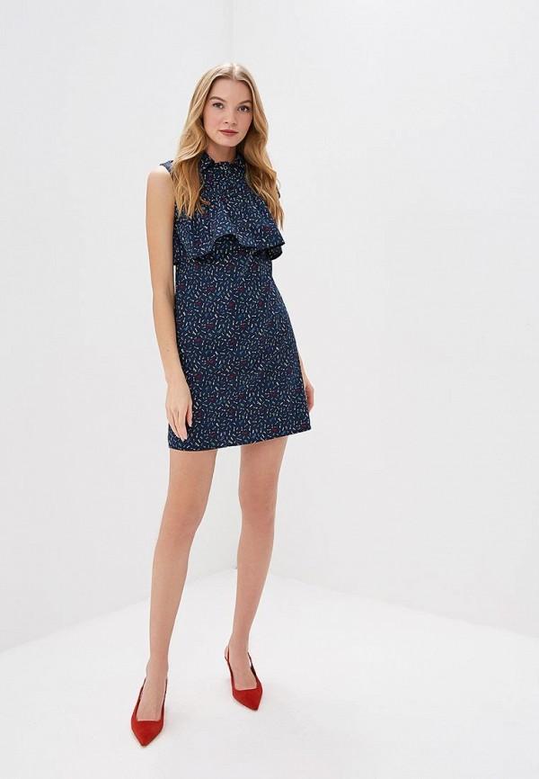 Tutto Bene | синий Платье Tutto Bene | Clouty