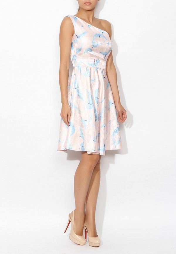 Tutto Bene | розовый Розовое платье Tutto Bene | Clouty