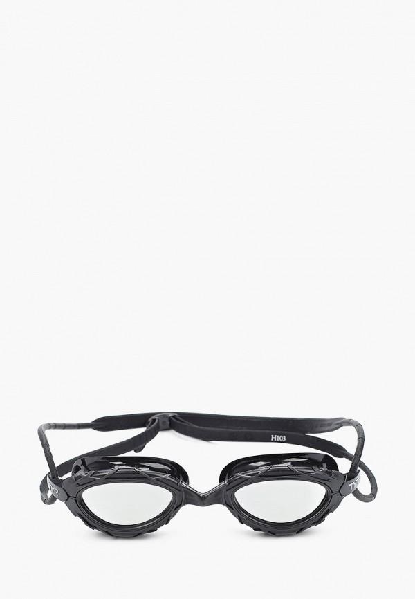 TYR   черный Черные очки для плавания TYR   Clouty