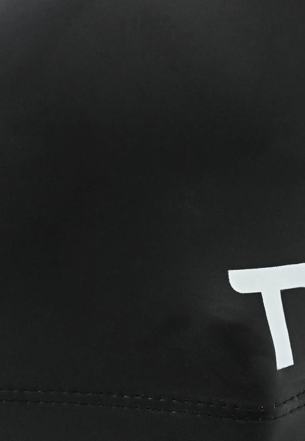 TYR | черный Черная шапочка для плавания TYR | Clouty