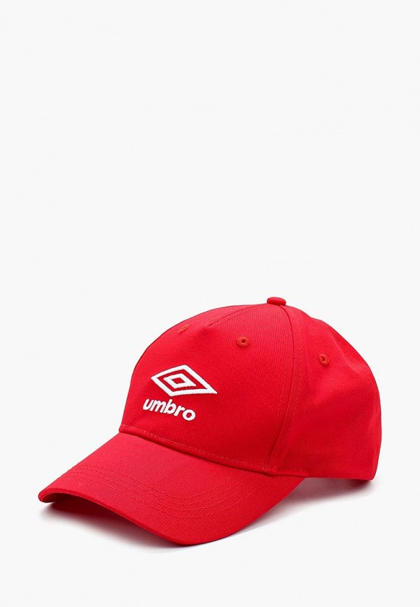 Umbro | красный Красная бейсболка Umbro | Clouty