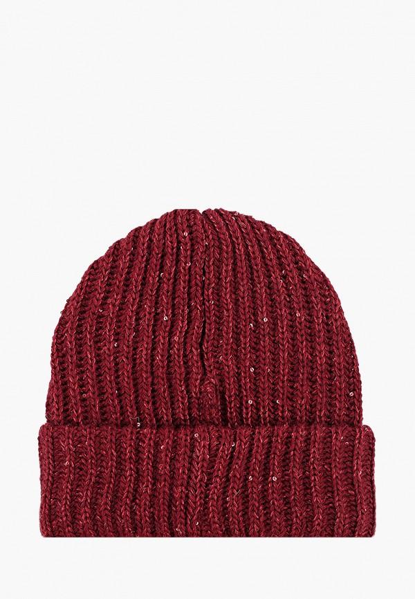 Val Vutti | бордовый Женская зимняя бордовая шапка Val Vutti | Clouty