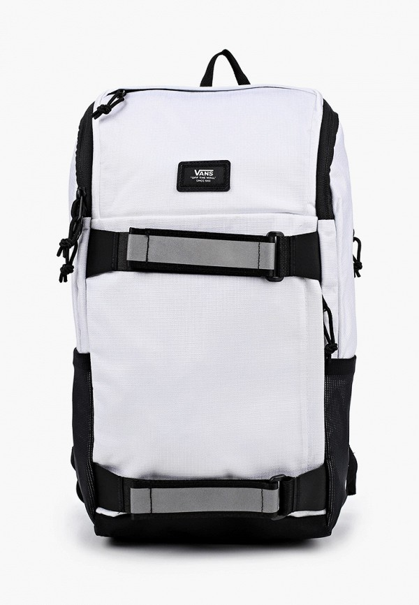 VANS | Мужской белый рюкзак VANS | Clouty