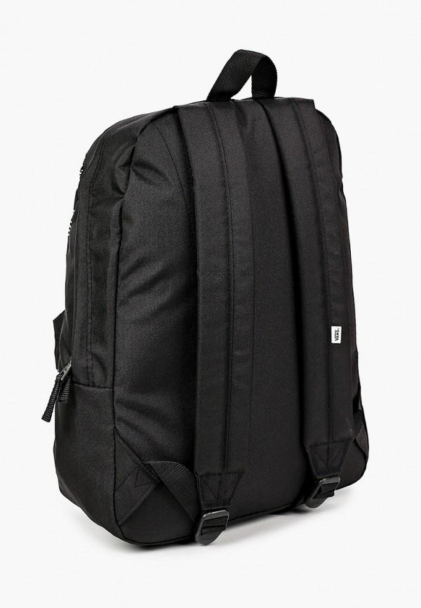 VANS | черный Рюкзак Vans | Clouty