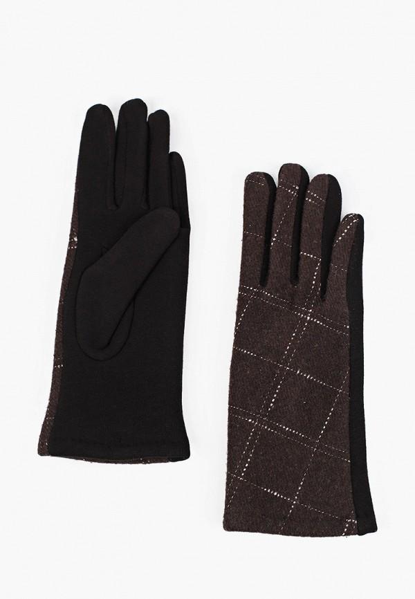 Venera | коричневый Женские коричневые перчатки Venera | Clouty