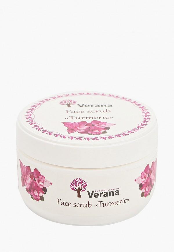Verana   Белый скраб для лица Verana   Clouty