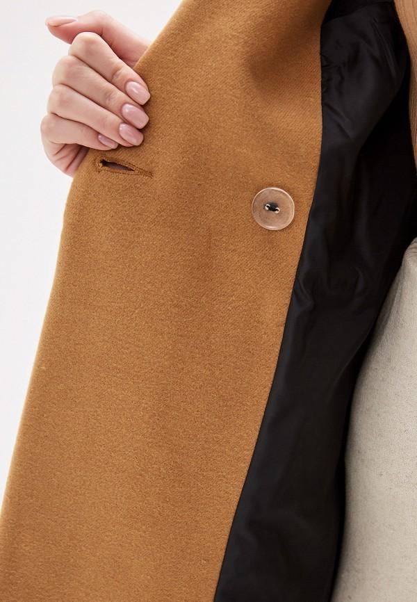 VERO MODA   бежевый Женское бежевое пальто VERO MODA   Clouty