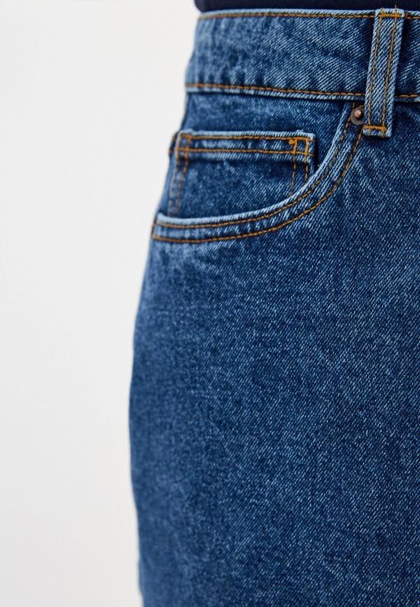 VERO MODA   синий Юбка джинсовая Vero Moda   Clouty