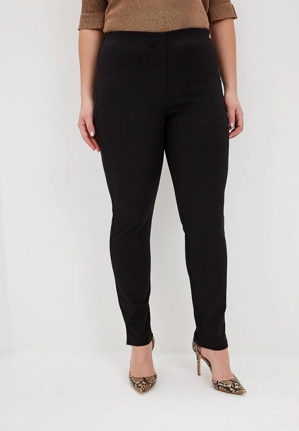 Violeta by Mango | черный Женские черные брюки Violeta by Mango | Clouty
