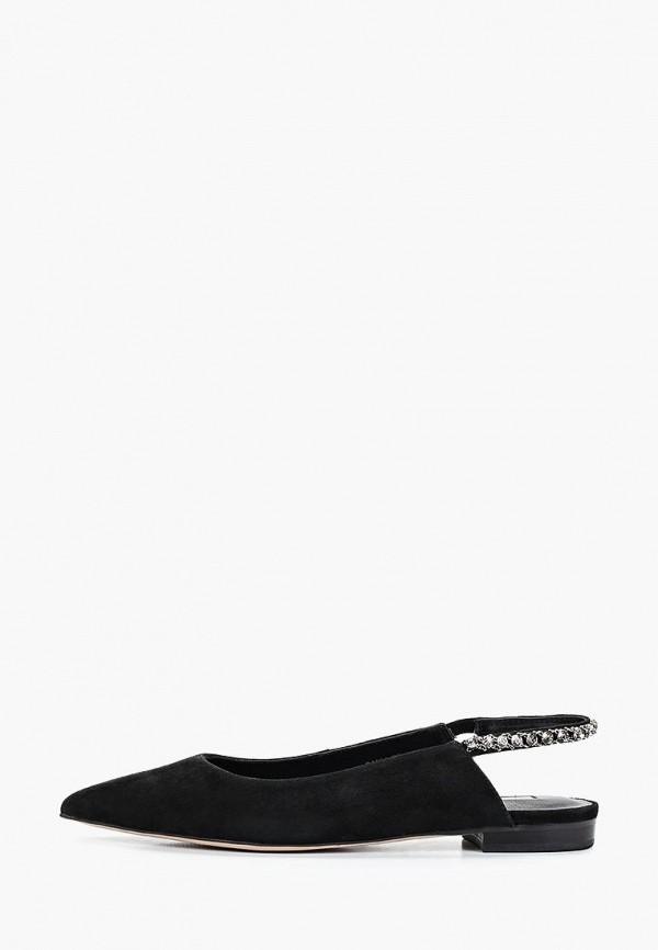 Vitacci | черный Женские черные туфли Vitacci искусственный материал | Clouty