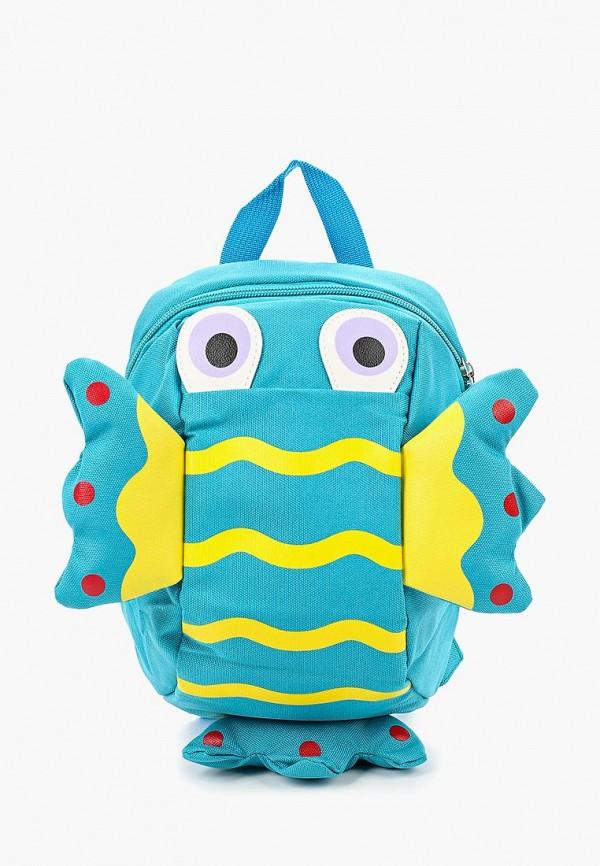 Vitacci | Бирюзовый рюкзак Vitacci для младенцев | Clouty