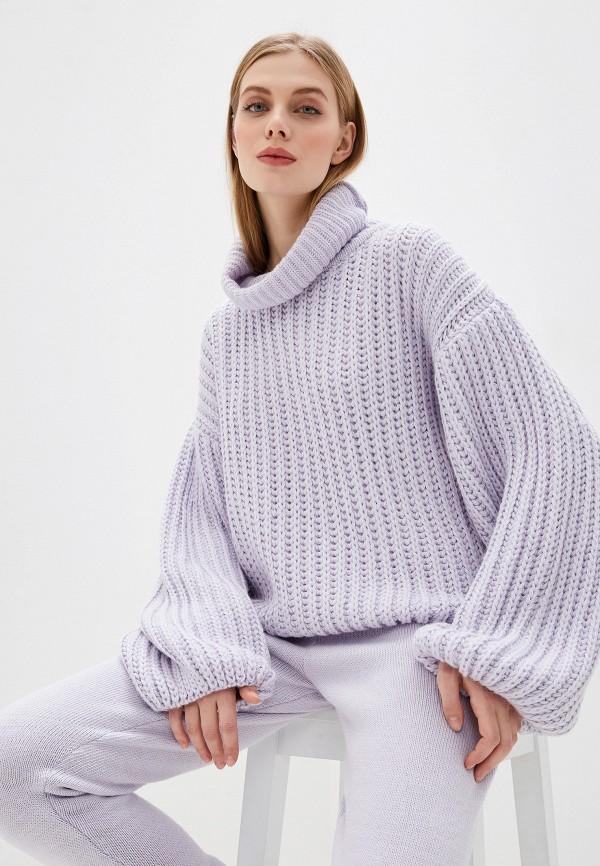 Vickwool | Женский фиолетовый костюм Vickwool | Clouty