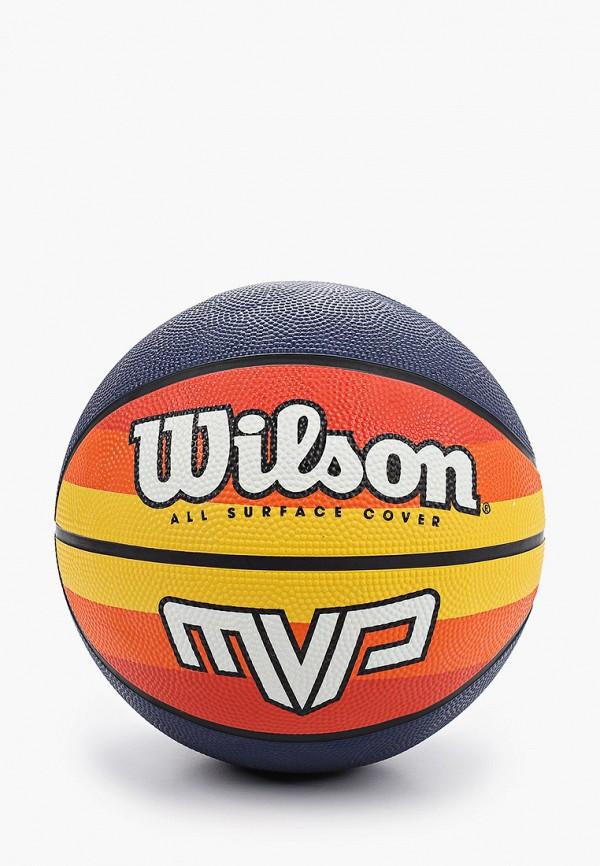 Wilson | мультиколор Мяч баскетбольный Wilson | Clouty