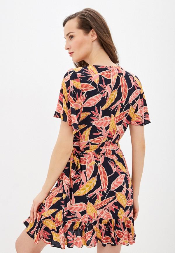 Women' Secret | черный Летнее черное пляжное платье Women' Secret | Clouty