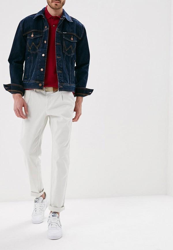 Wrangler   синий Куртка джинсовая Wrangler   Clouty