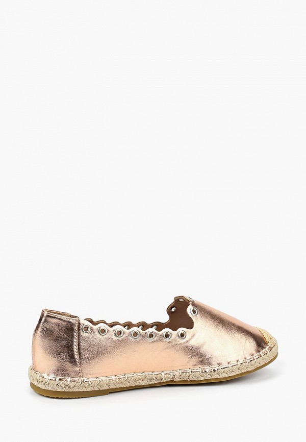 WS Shoes | золотой Эспадрильи WS Shoes | Clouty