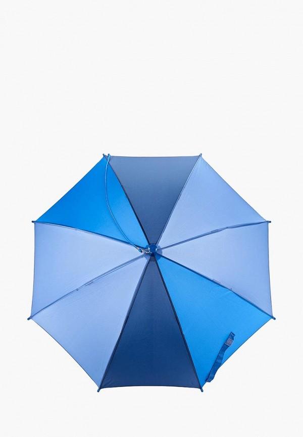 Zemsa | Синий складной зонт Zemsa для девочек | Clouty