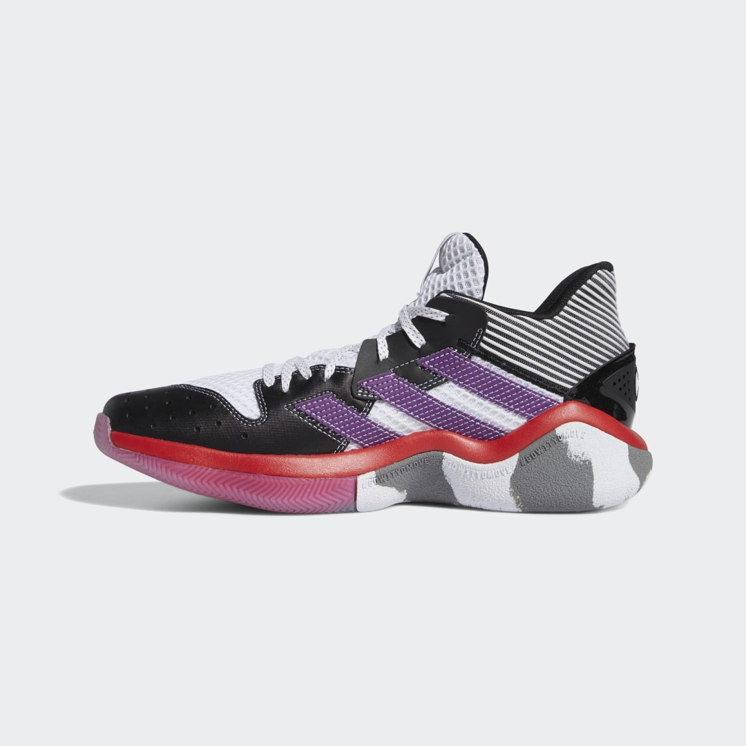 adidas | Баскетбольные кроссовки Harden Step-Back adidas Performance | Clouty