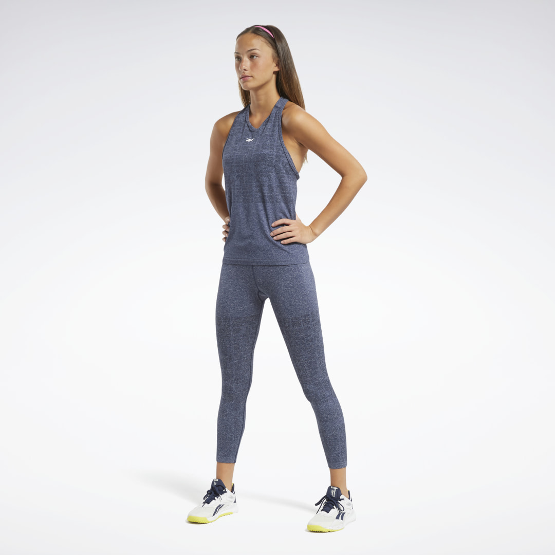 REEBOK | Спортивная майка United By Fitness MyoKnit Seamless Reebok | Clouty
