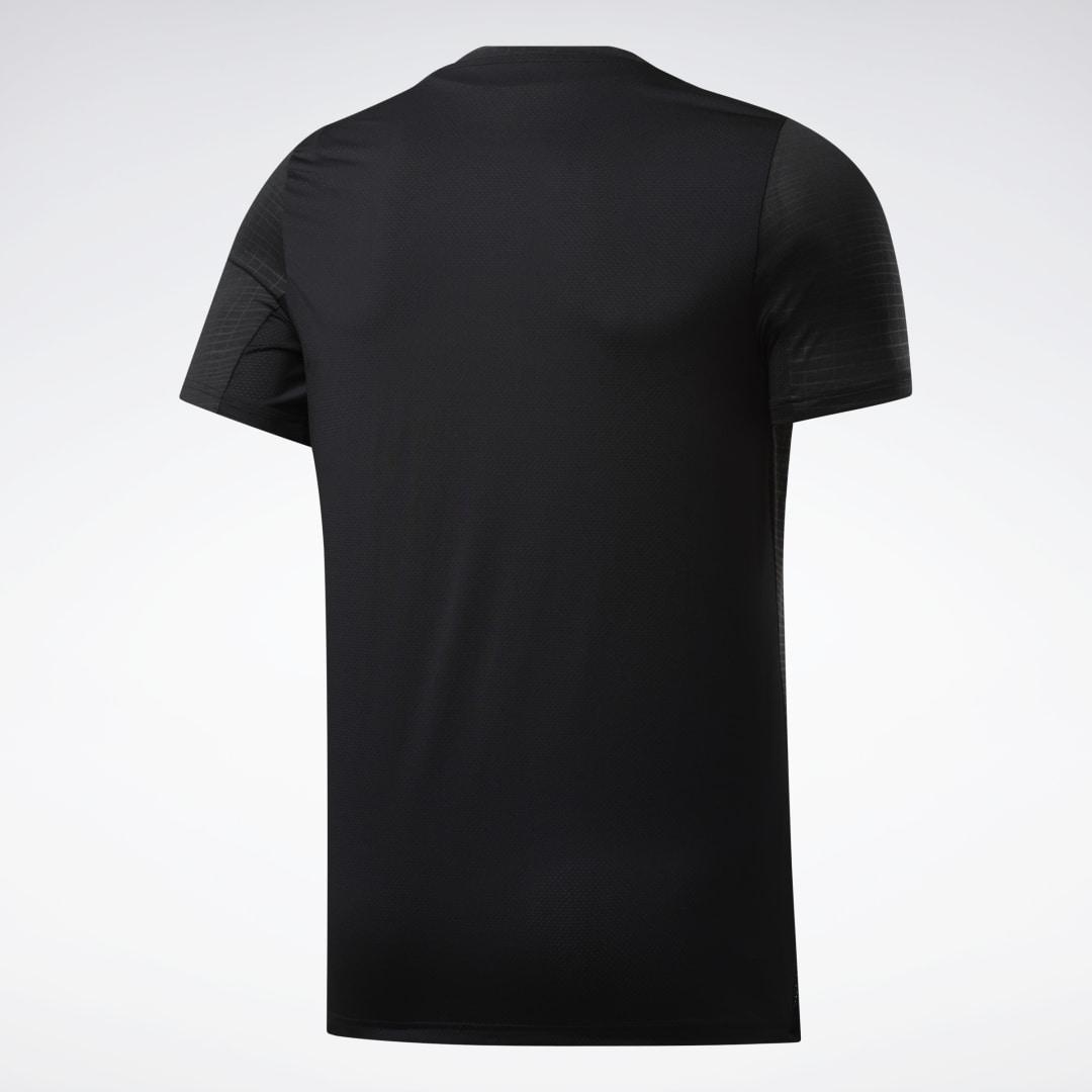 REEBOK | Спортивная футболка SmartVent Graphic Reebok | Clouty