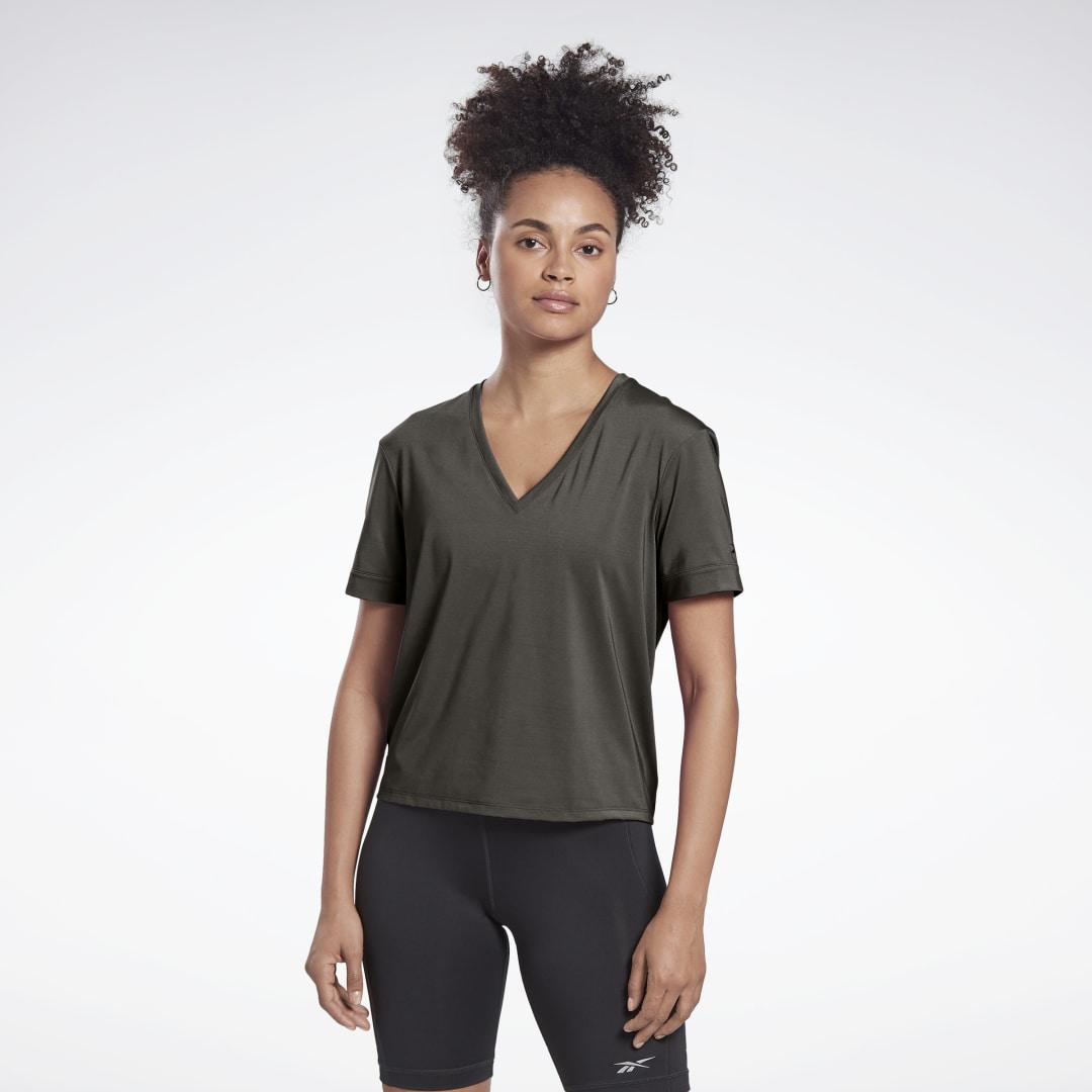 REEBOK | Спортивная футболка Night Run Reebok | Clouty