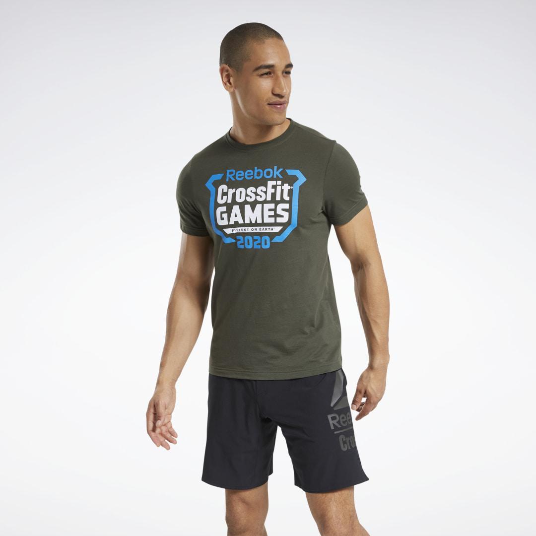 REEBOK | Спортивная футболка Reebok CrossFit® Games Crest | Clouty