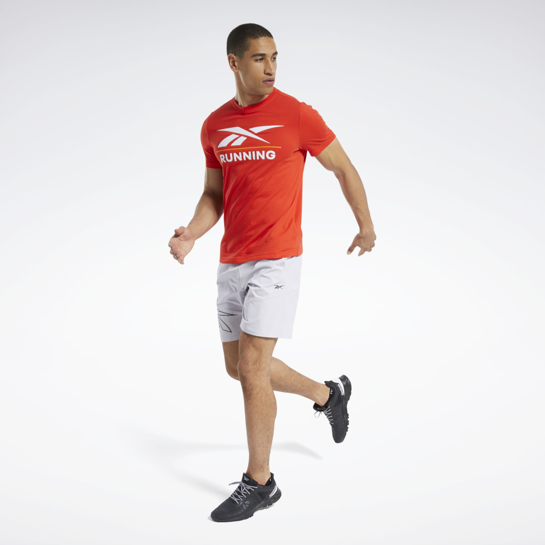 REEBOK | Футболка Reebok Running | Clouty