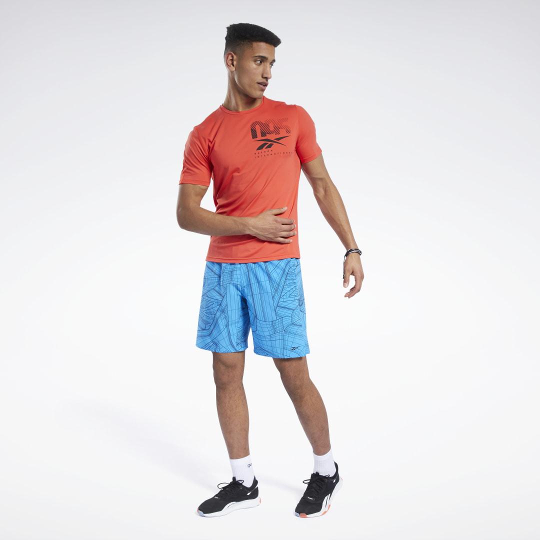 REEBOK | Спортивные шорты Speed Reebok | Clouty