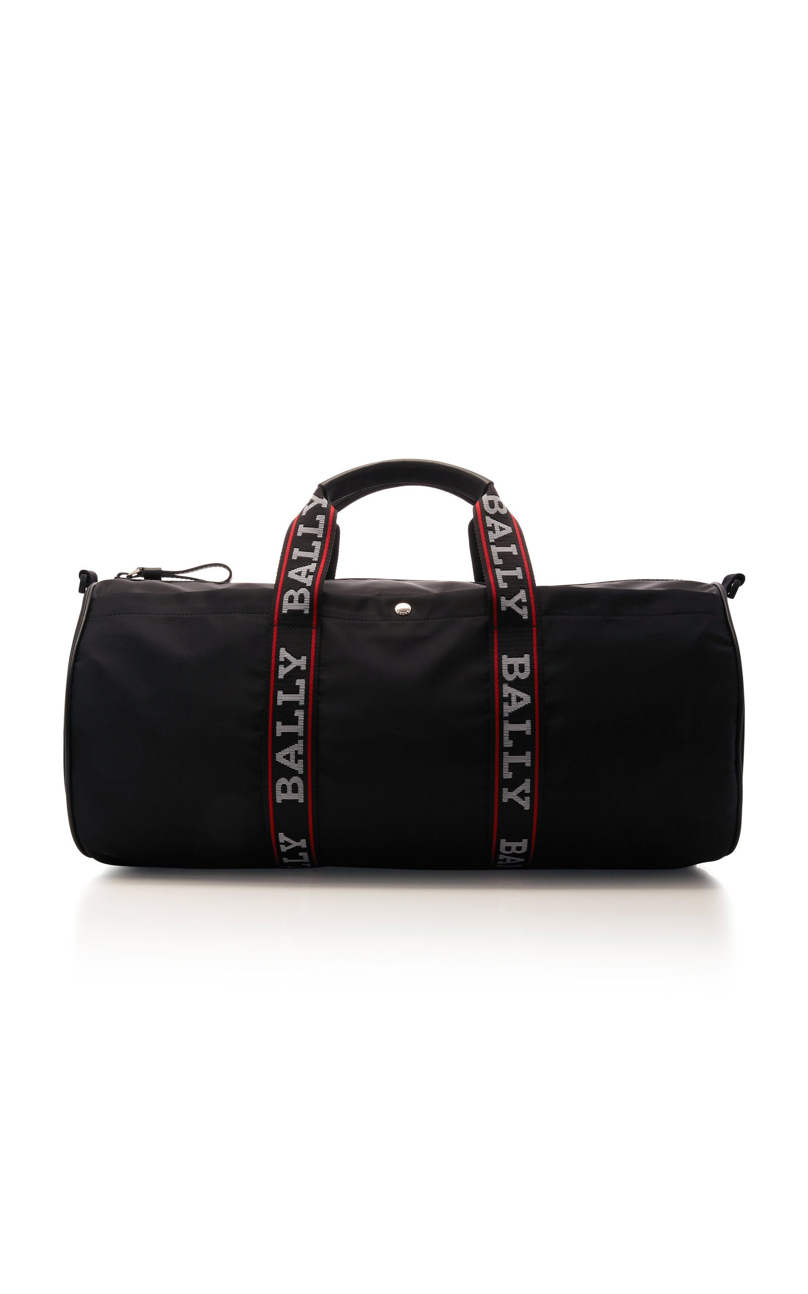 Bally | Bally Nylon Logo Duffle Bag | Clouty