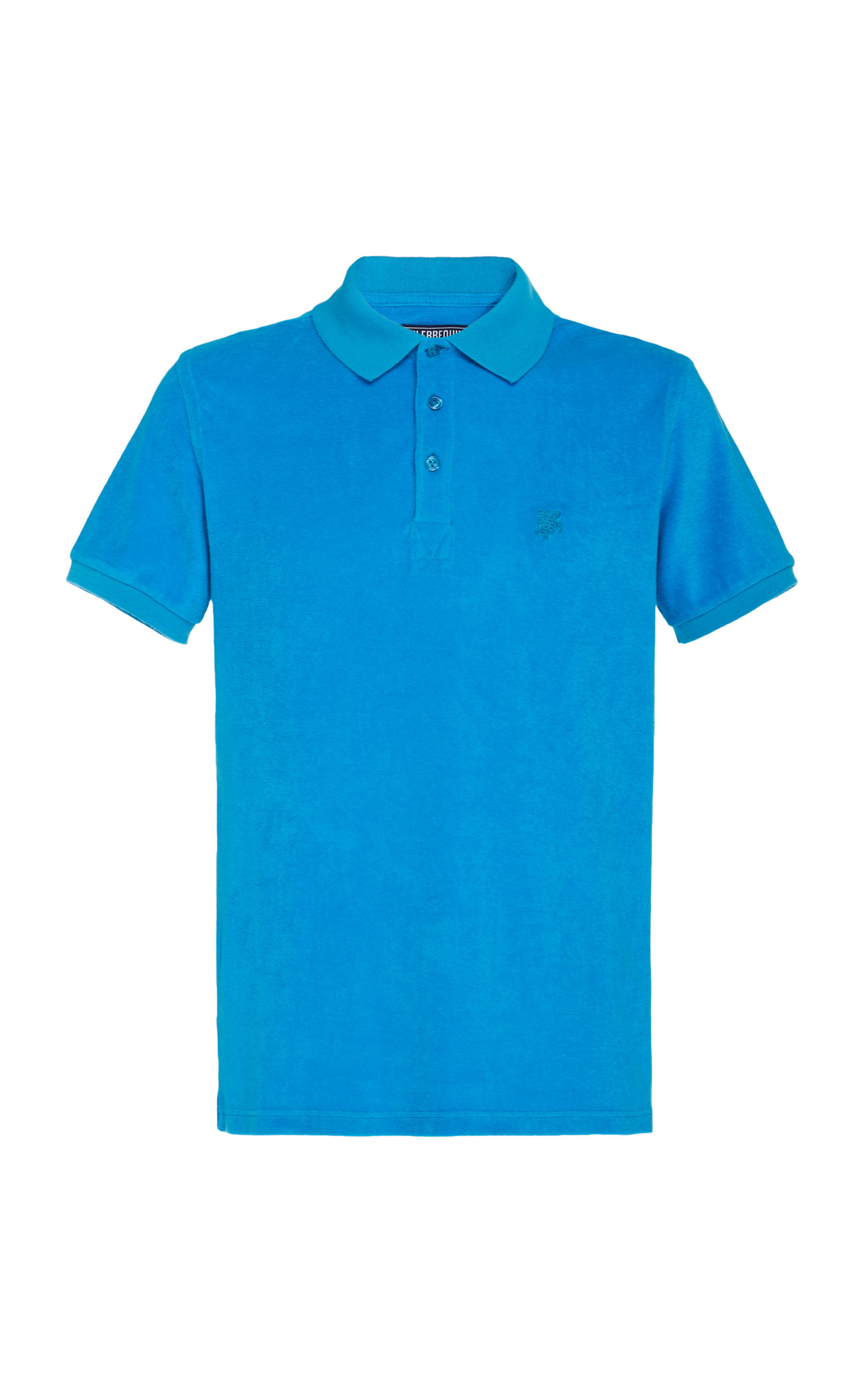 Vilebrequin | Vilebrequin Pacific Cotton-Terry Polo Shirt Size: | Clouty