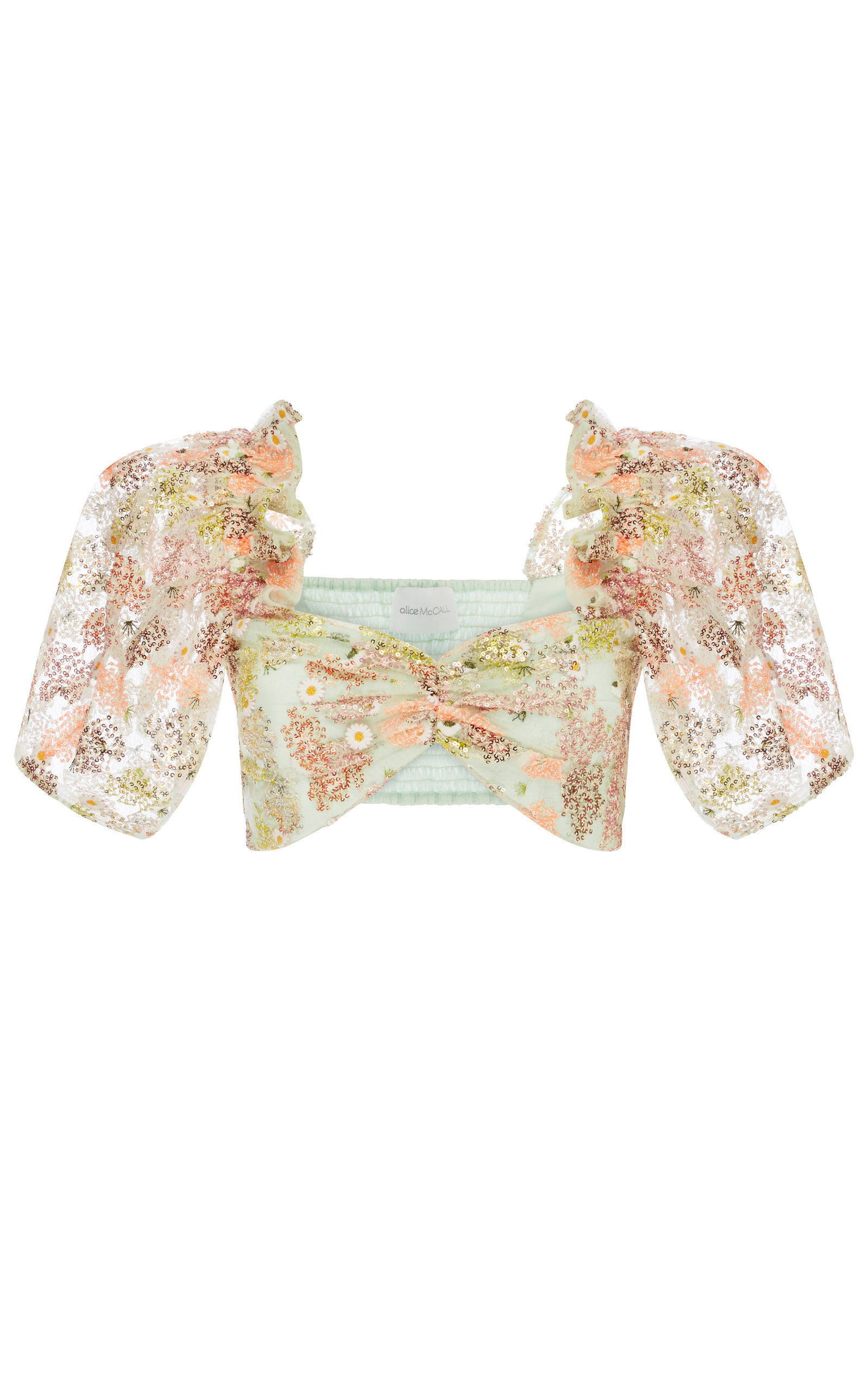Alice Mccall | Alice McCall Celestial Creature Crop Top | Clouty